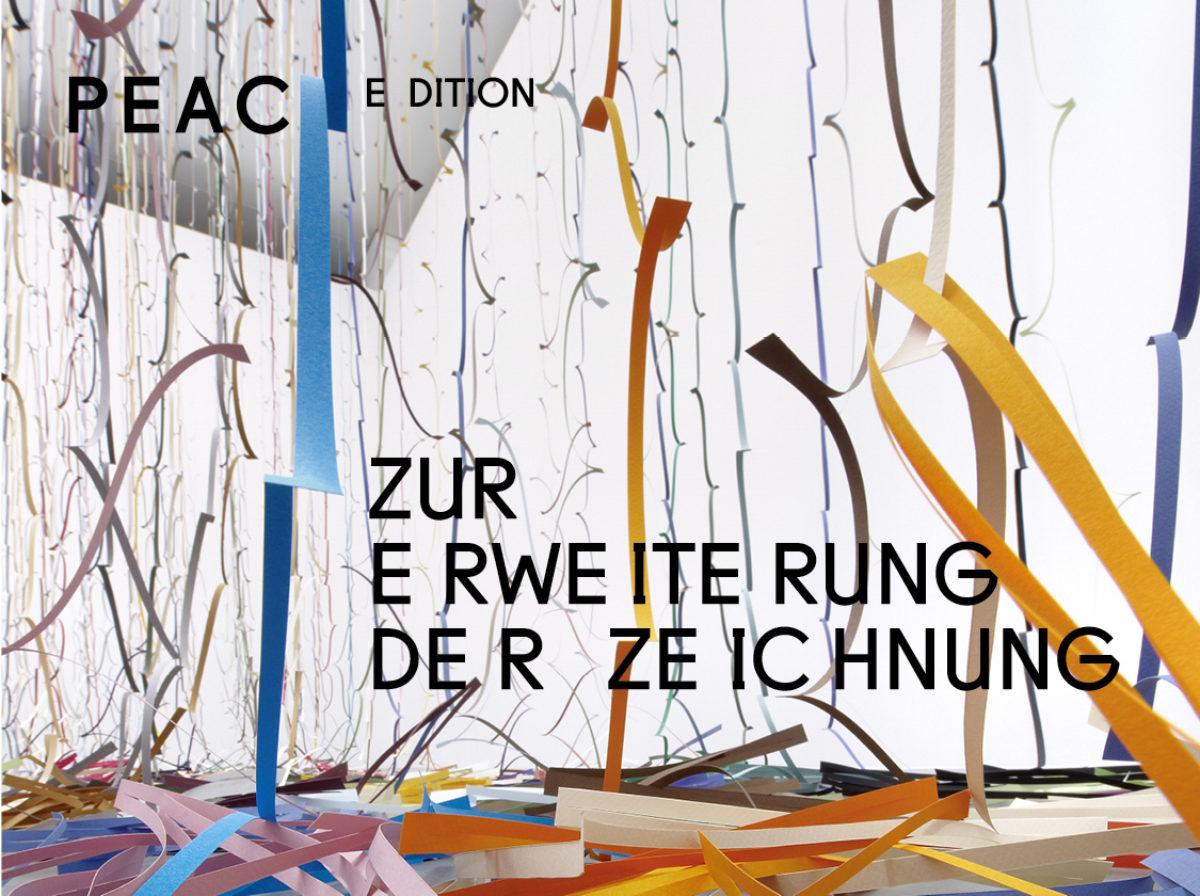Zur Erweiterung der Zeichnung bei Katharina Hinsberg