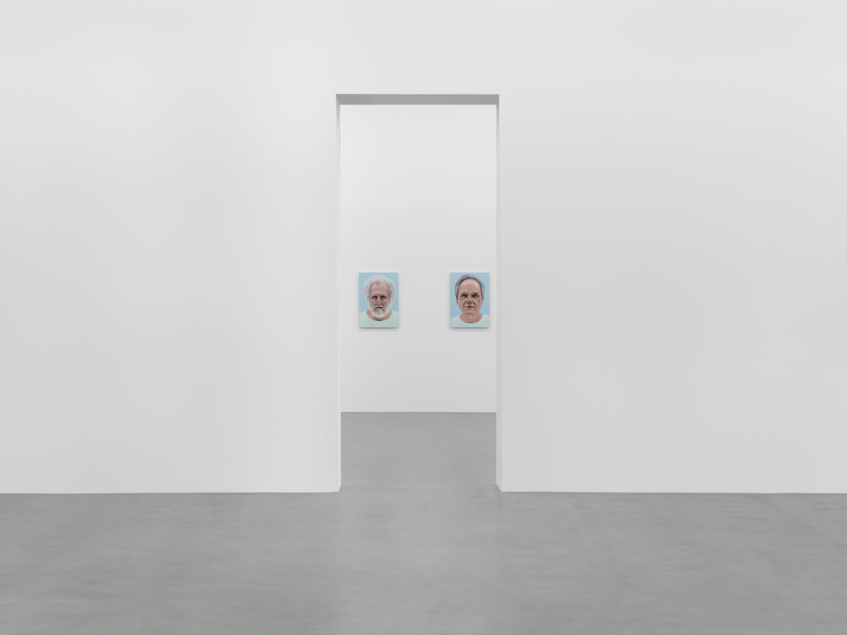 Ausstellungsansicht Thomas Kitzinger (2020)