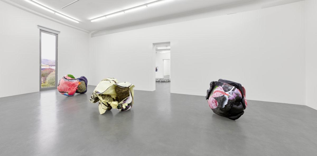 Ausstellungsansicht form folgt (2015) im PEAC Museum